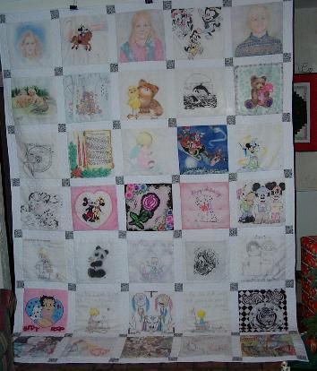 Quilt Patterns Through Time - Womenfolk: The Art of